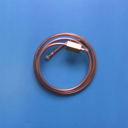 Copper Tube Connector Of Gas Applications