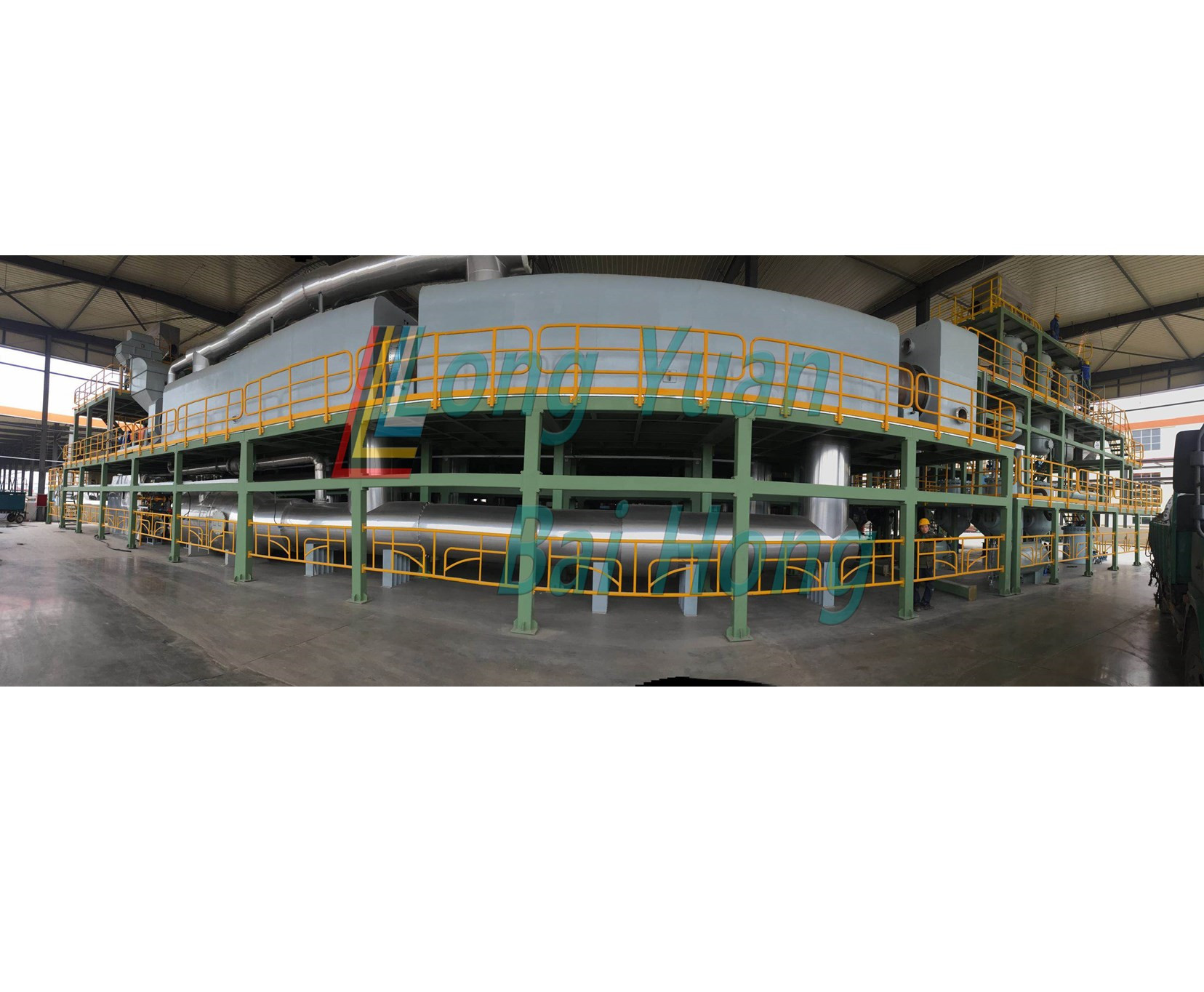 Waste Tyre Manufacturing Pyrolysis Plant For Sale