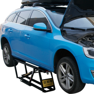 Portable Single Post Car Lift Case