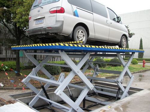 Portable Quick Lift Car Lift
