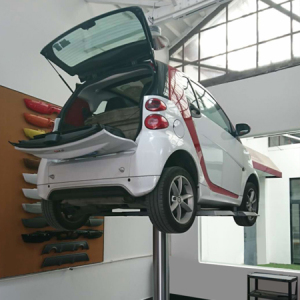 Movable Single Post Hydraulic Car Lift