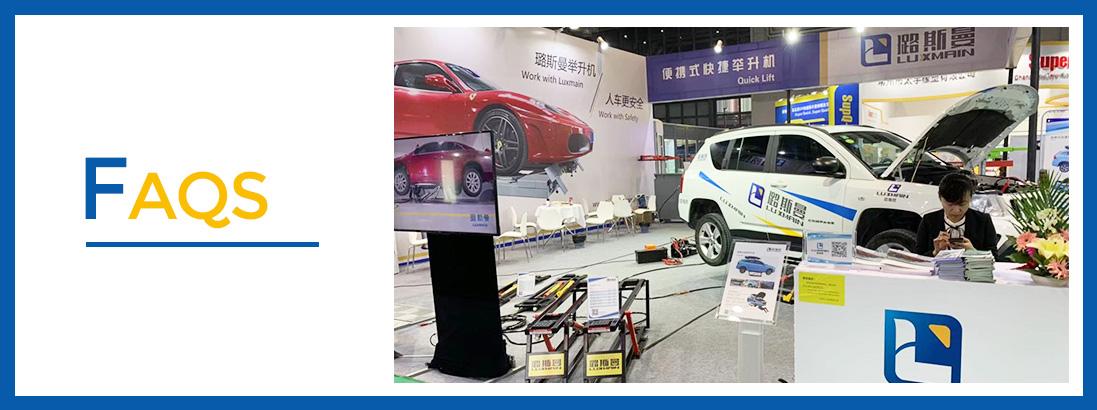 Movable Car Lift