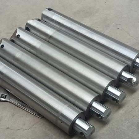 Telescopic Hydraulic Piston Rod Hydraulic Cylinder