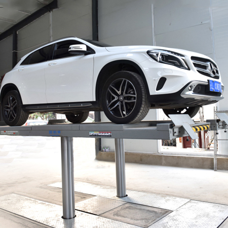 Two Post Inground Car Lift for Sale