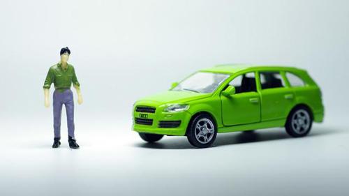 Movable Low Raise Scissor Car Lift