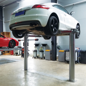 Two Post Hydraulic Car Lifts