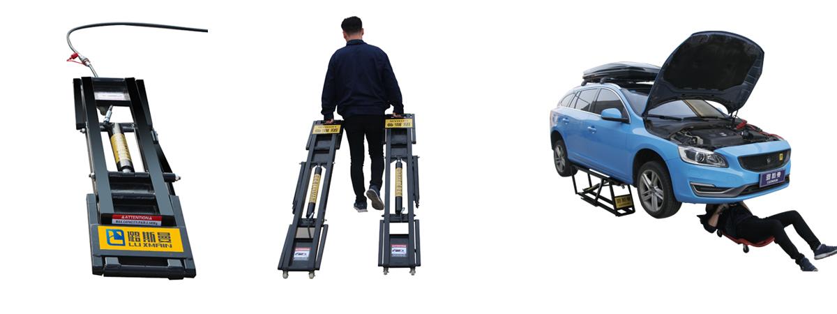 Mini Car Quick Lifts