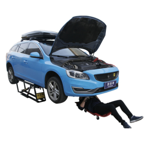 Movable Car Lifter