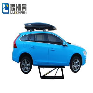 2 Post Movable Car Lift
