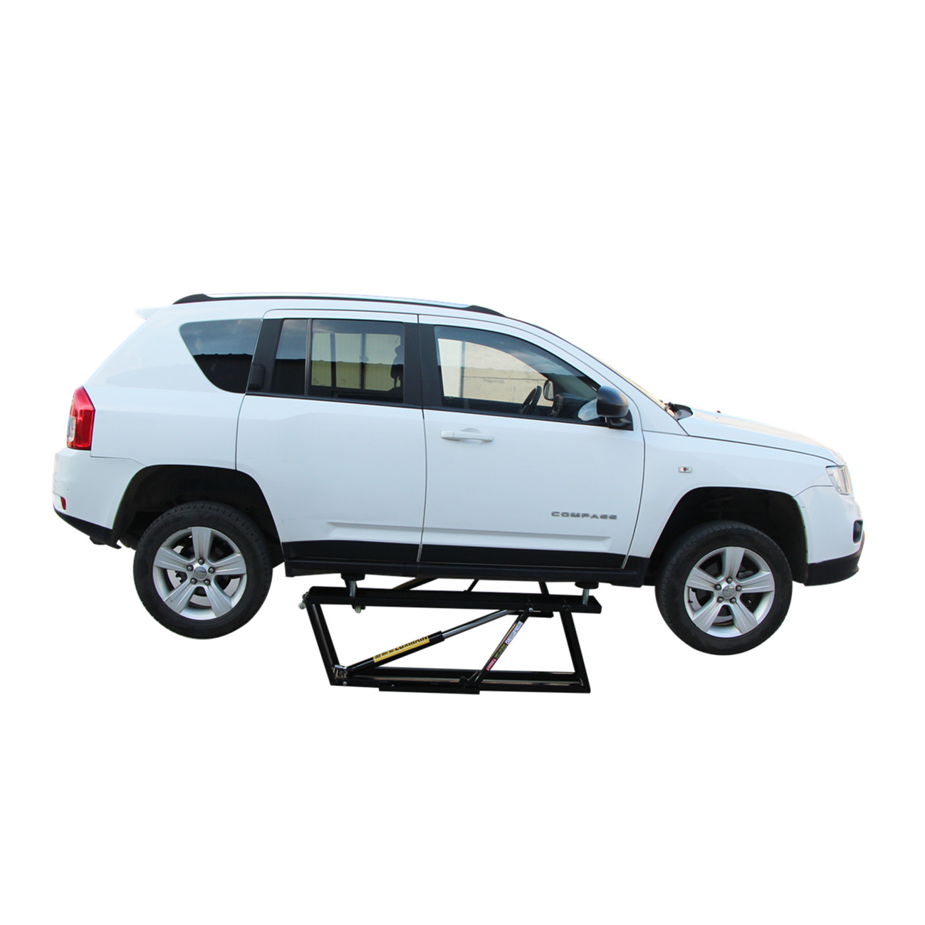 Mini Movable Scissor Car Lift