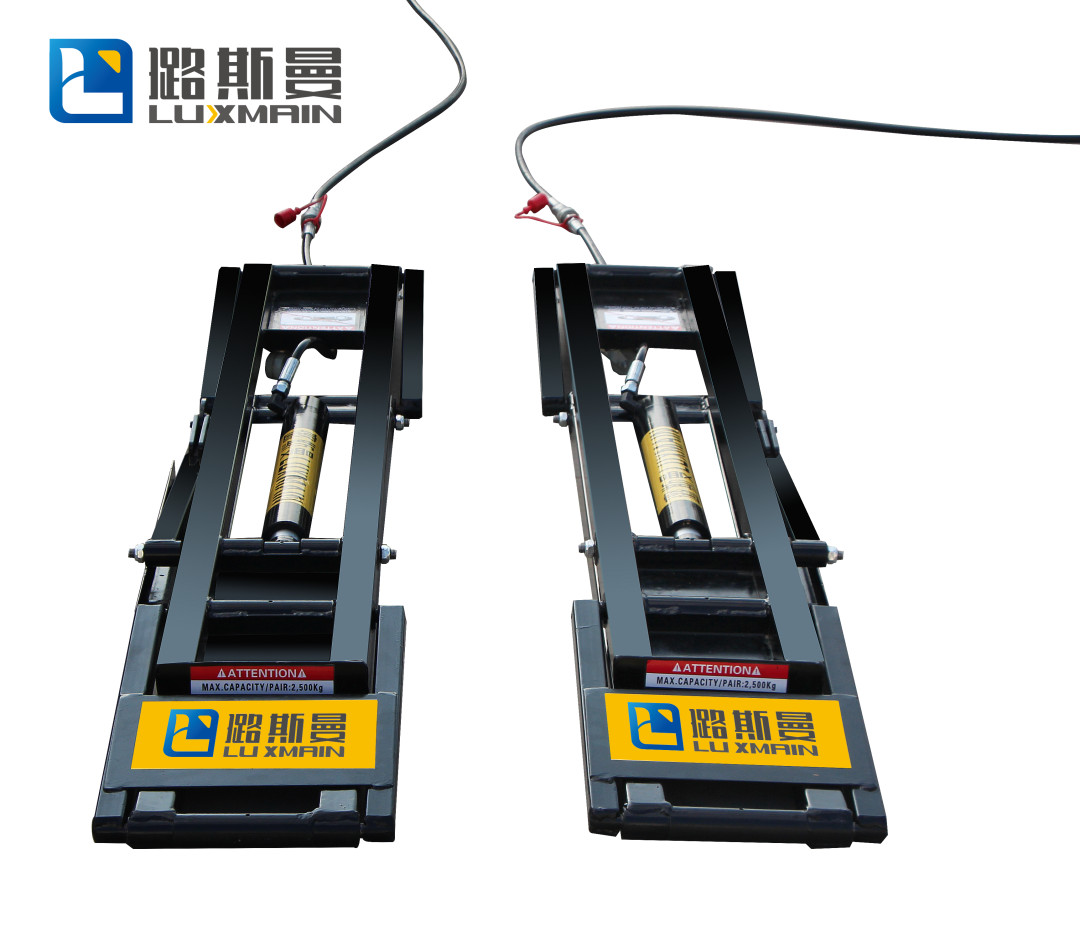 Mini Hydraulic Movable Car Lift