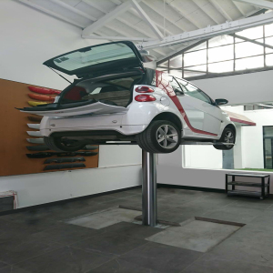 Single Post Car Inground Lift Wholesale