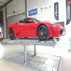 4000kg Two Post Inground Car Lift
