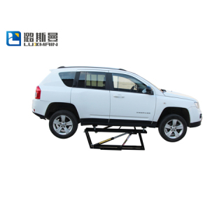 Ce Certificate Quick Car Lift Movable Car Lift
