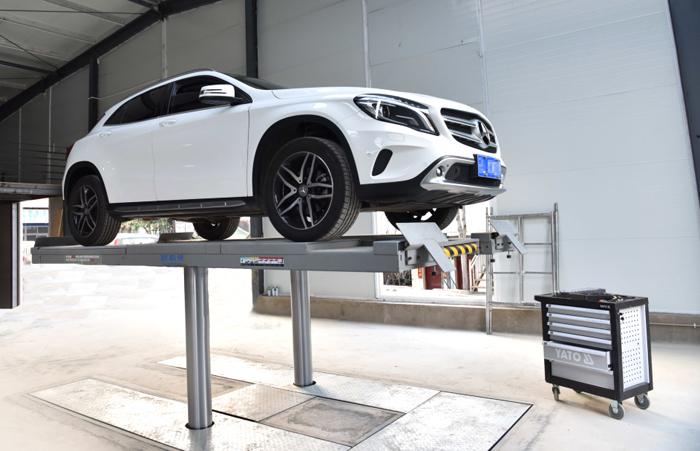 Inground Car Lift