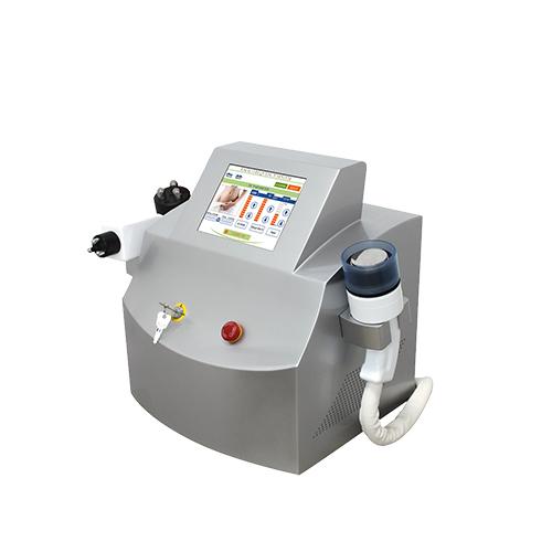 Sistema ultra-sônico de cavitação a vácuo de RF