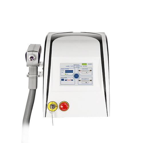 1064 nm / 532nm Q S-witch Nd YAG Laser Tattoo Removal