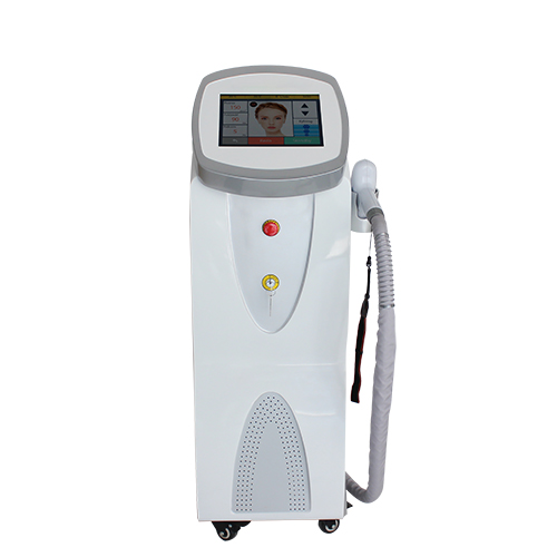 755 808 1064 Diode Laser  Hair Removal Machine