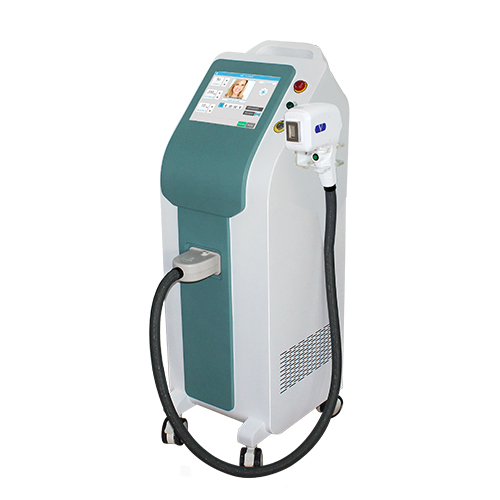 3 Wavelength Diode laser Hair Removal Machine