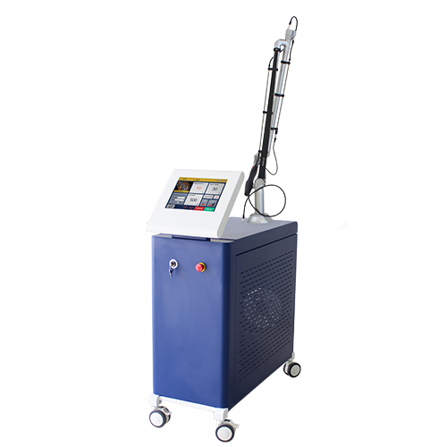 Vertical Picosecond Laser Tattoo Removal Machine