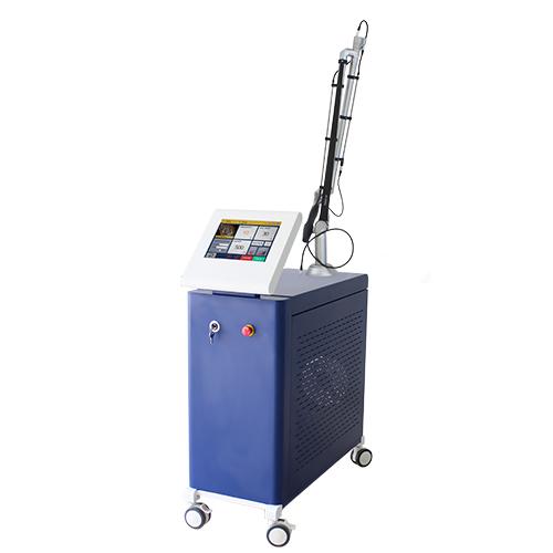 Vertikale Picosekunden-Laser-Tattoo-Entfernungsmaschine