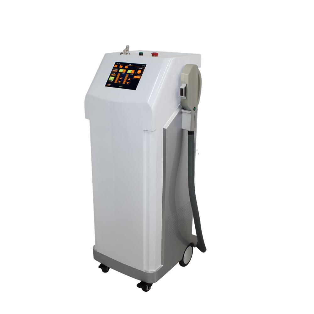 Dispositivo de depilación láser vertical IPL SHR