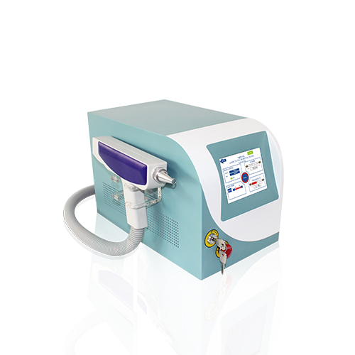 ND YAG Laser Tattoo Removal machine for all colors
