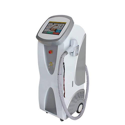 Longer lifetime can up to100 million shots alexandrite laser 755 808 1064 laser hair removal  machine