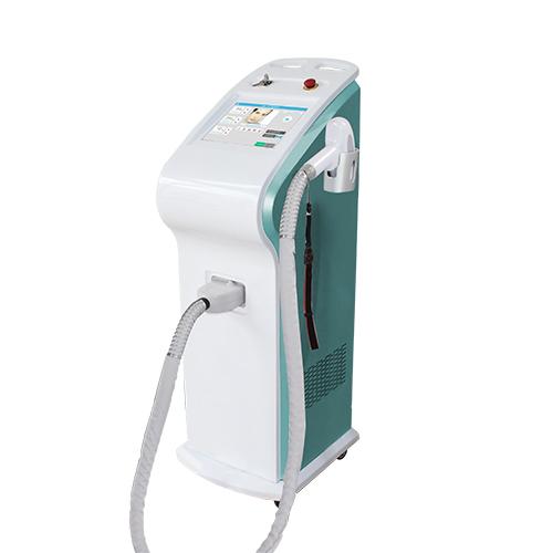 Equipamentos de alta velocidade de remoção de cabelo 808nm diodo laser de depilação a laser preços da máquina
