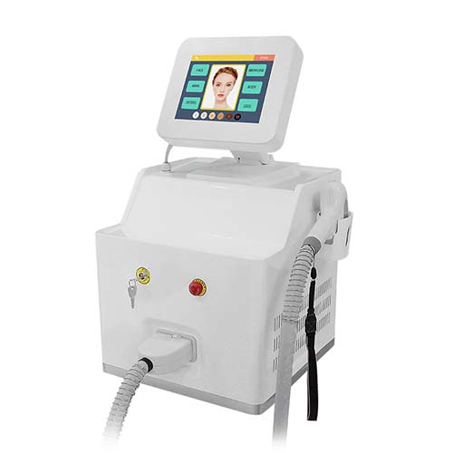 Non-channel for cooling system fda approved laser hair removal machine laser hair removal machine