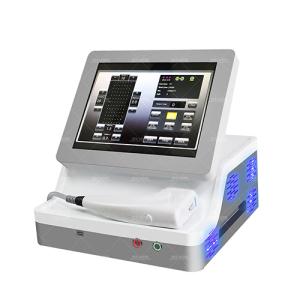 Tragbare 2-in-1-Anti-Aging-Anti-Aging-Hifu-Maschine zum Abnehmen