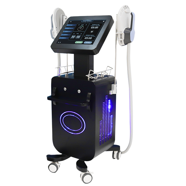 Electro Muscle Stimulation Slimming Machine Body Sculpting