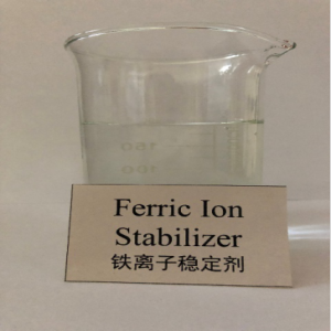Ferric ion stabilizer