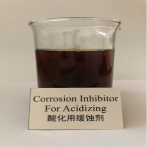 Corrosion inhibitor for acidizing