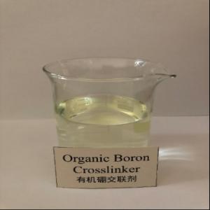 Organic Boron Crosslinker