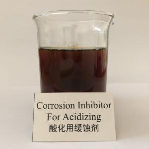 Acidizing Corrosion Inhibitor