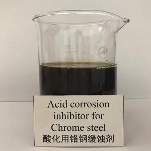 Acidizing Corrosion Inhibitor for Chrom Steel