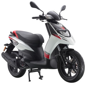 Scooter Typhone 125cc 4T