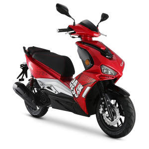 Scooter A9 125cc 4T