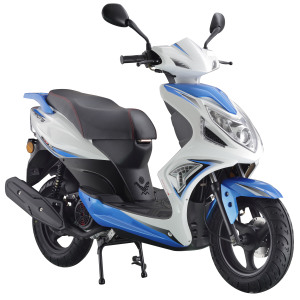Scooter R8 125cc 4T