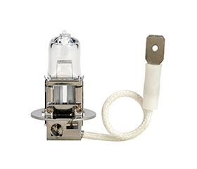 Halogen Lamp H3 White Light