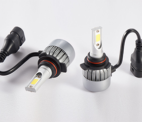 Светодиодный налобный фонарь A6-9012