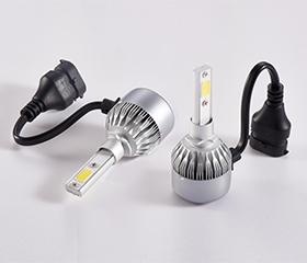 LED Headlight  A6-880