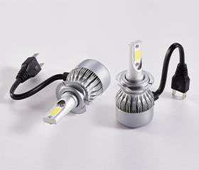 LED Headlight A6-H7
