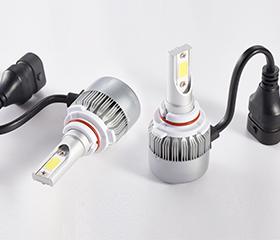Светодиодный налобный фонарь A6-9006