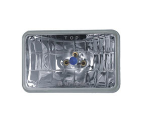 5 Inch Square Sealed beam (4652/600/4656)