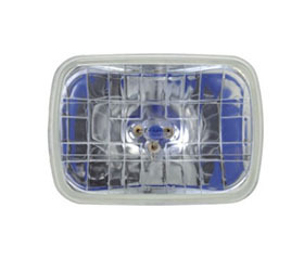 7 Inch Square Sealed beam (6052/6002/6054)