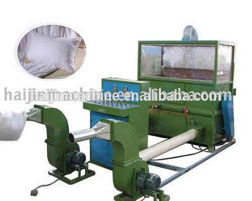 HJZXJ-Semi-Automatic Fiber Balling Pillow Machine