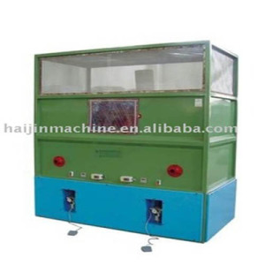 Foam particle filling machine