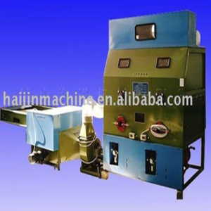 opening & stuffing fiber machine